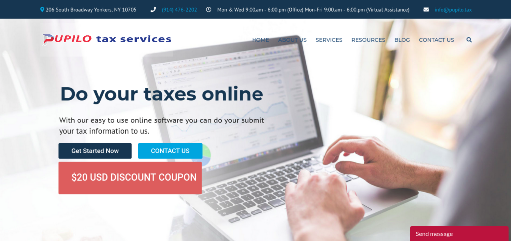 Tax-Services-in-Yonkers-Pupilo-Agency